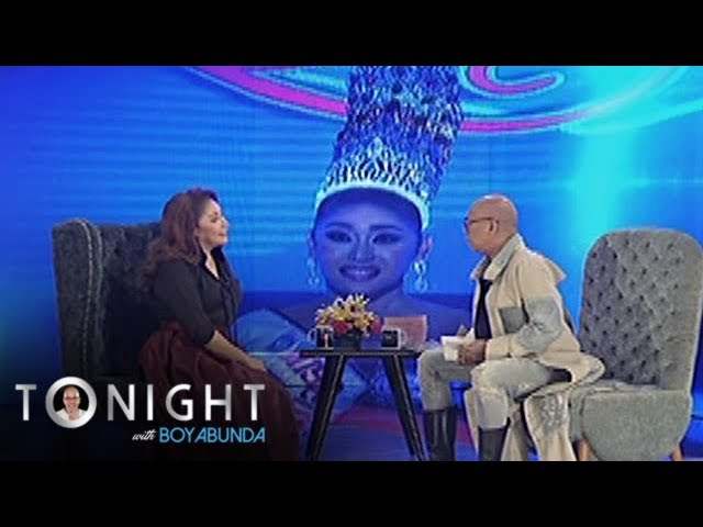 TWBA: What Matmat learned from her 3 decade-experience in pageants