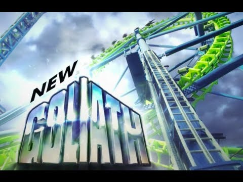 Goliath - Six Flags New England - Commercial