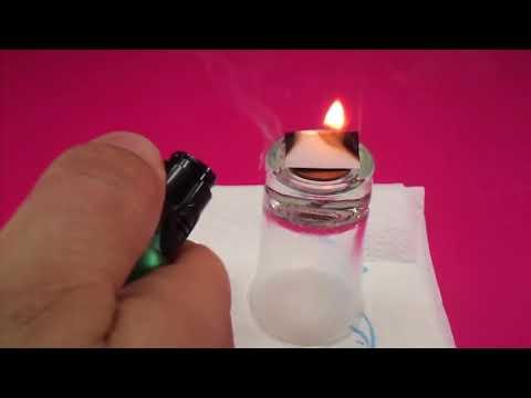 Sacar humo de los dedos, cómo se hace