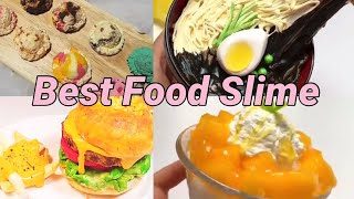 MOST SATISFYING Food Slime ASMR Compilation