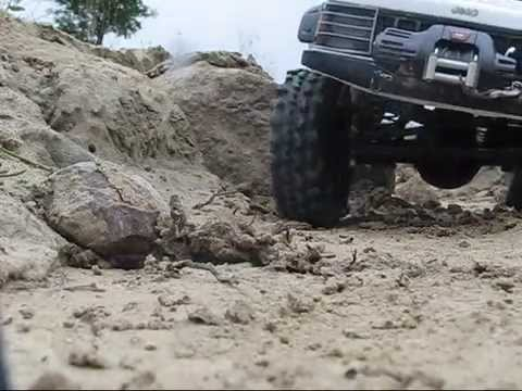 JEEP XJ RC CHEROKIEE Video