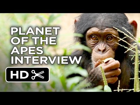 Dawn of the Planet of the Apes - Ape Interviews (2014) - Andy Serkis Movie HD