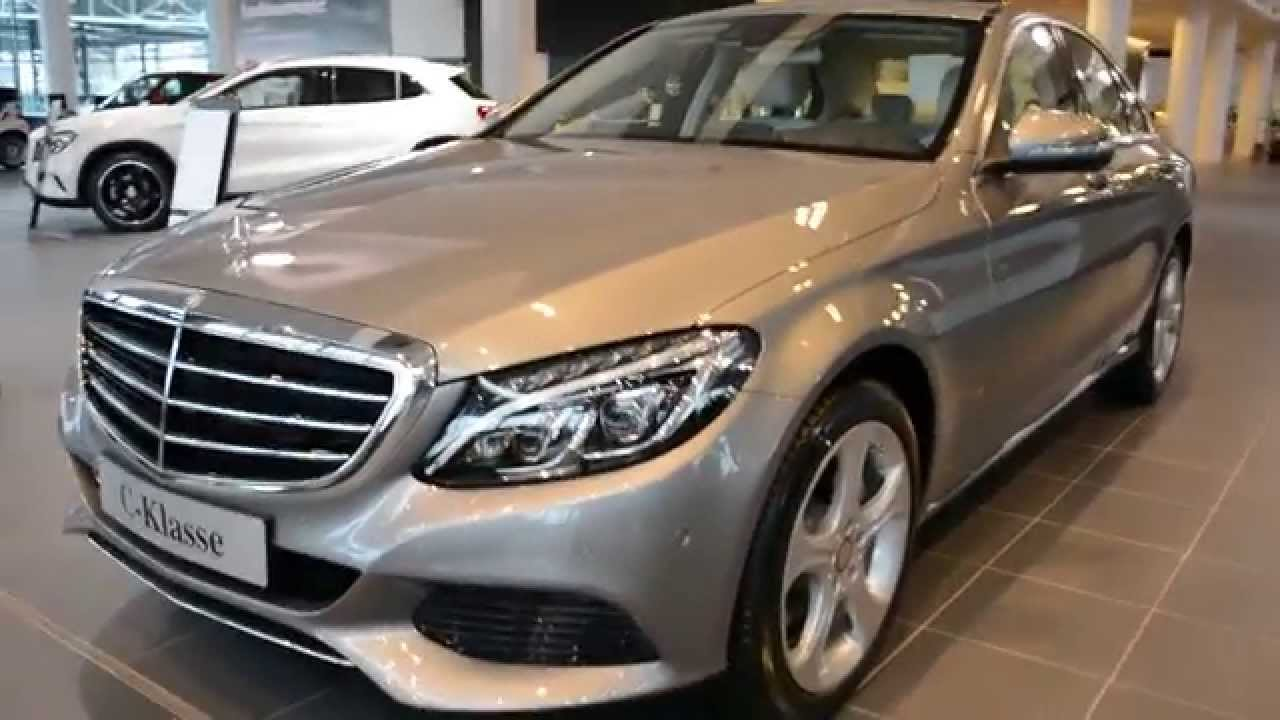 2014 new mercedes benz c class w205 c klasse c 220 bluetec. Black Bedroom Furniture Sets. Home Design Ideas