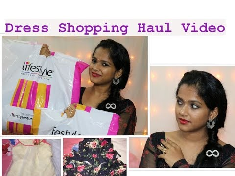 My Recent Dress Shopping - Haul Video // Lifestyle, Code brand, Bossini brand.