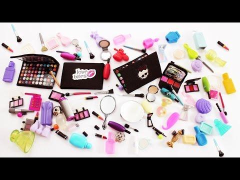 Mis Cosmeticos: Maquillaje para la Casa de mu�ecas