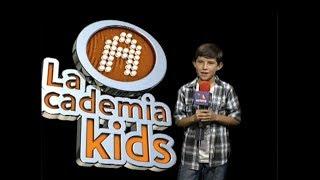 Casting De Eddy Valenzuela, Ganador De La Academia Kids Lala