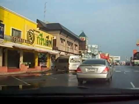 Bangkok to Pattaya M7 Service area