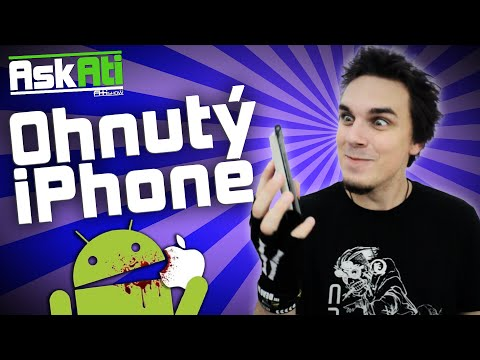 OHNUTÝ iPHONE - Ask Ati #19 | AtiShow