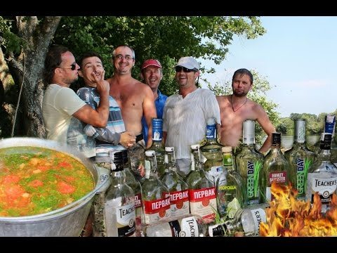 Летний курорт настоящего рыбака - Десна 2014