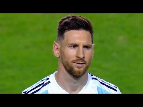 Lionel Messi vs Haiti (Friendly) 30/05/2018 HD 1080i by SH10