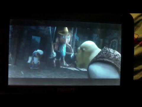 Shrek 4 deleted Scene