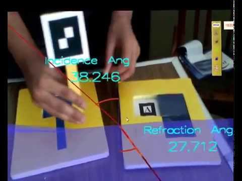 Interactive Augmented Reality Laboratory