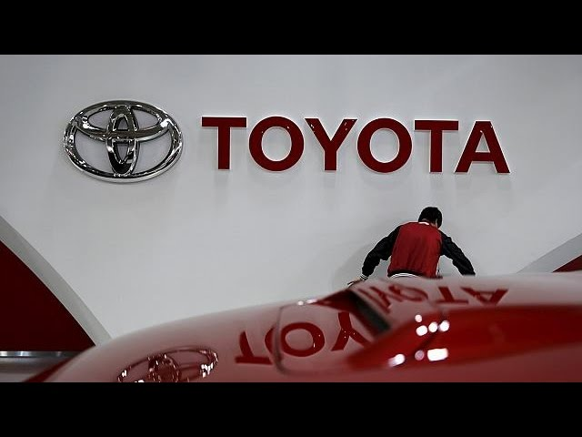 Toyota aumenta lucros entre abril e dezembro de 2015 - economy