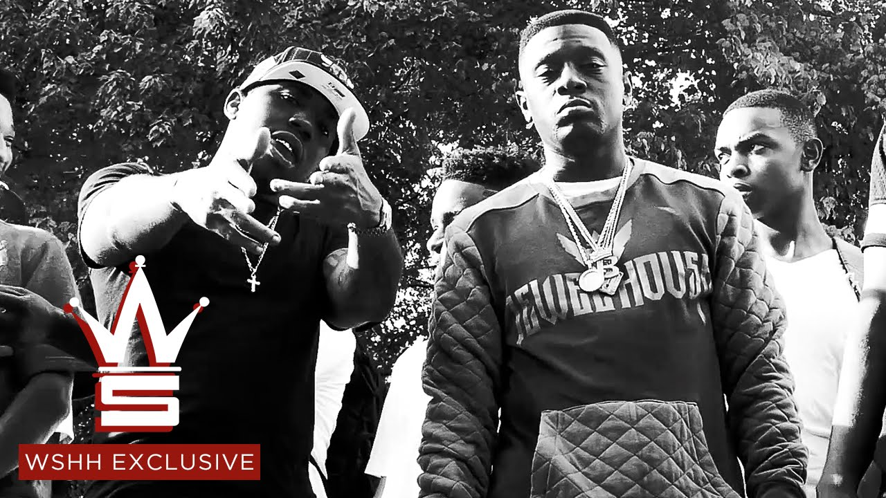 B Will Feat. Boosie Badazz, Shu & J Day - Lil Shooter