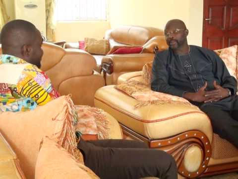George Oppong Weah Revealed by Eddy Micah