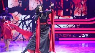 Rosa López imita a Madonna - Tu Cara Me Suena