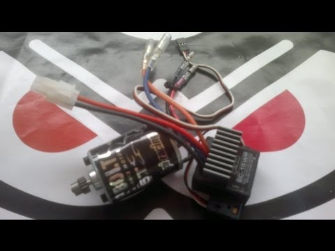 RC WHO: HPI SC-15WP - WATERPROOF ESC - With Drag Brake - for crawling/trailing - FIRST IMPRESSIONS