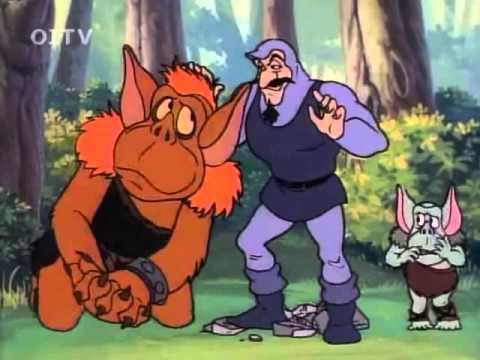 Мишки Гамми (1985) - Русский трейлер мультфильма