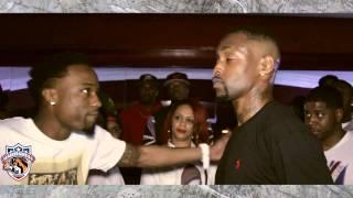 Kid Chaos Vs C Dot Barbarian Rap League Rap Battle
