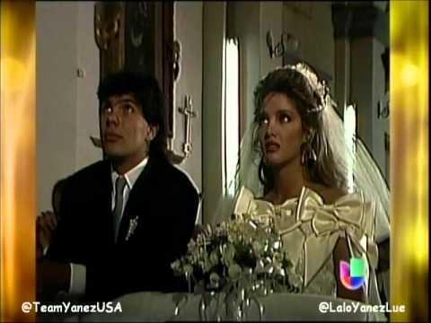 EDUARDO YAÑEZ en bodas de telenovela