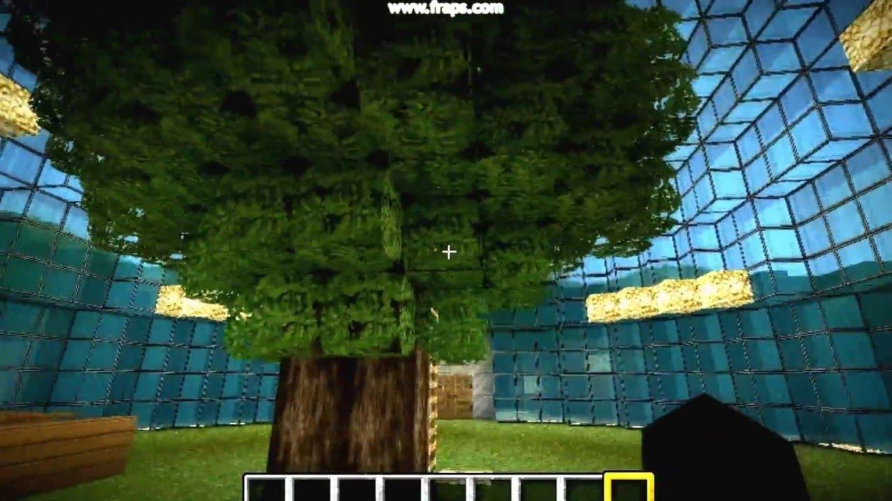 minecraft sandys house spongebob youtube