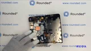 Blackberry Z30 disassembly | & assembly & repair
