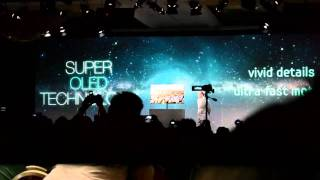 Samsung Super OLED 55 inch Smart TV Announced