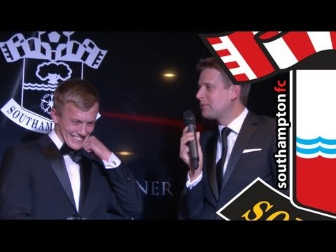 Scholar of the Season Ward-Prowse Impersonates Steven Gerrard!