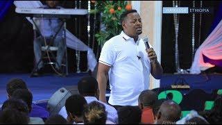 Prophet Mesfin Beshu - Preaching - AmlekoTube.com
