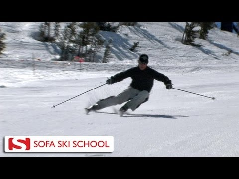 Watch Carving - Ski Lesson