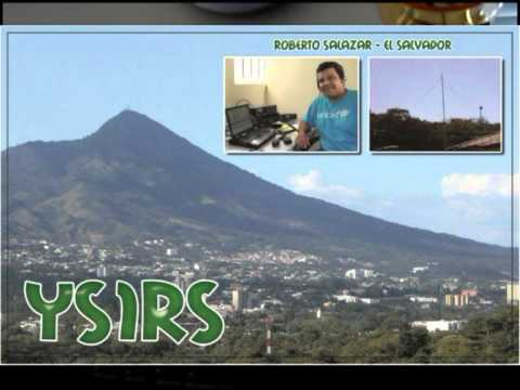 Hendricks PFR-3A - QRP from EL SALVADOR