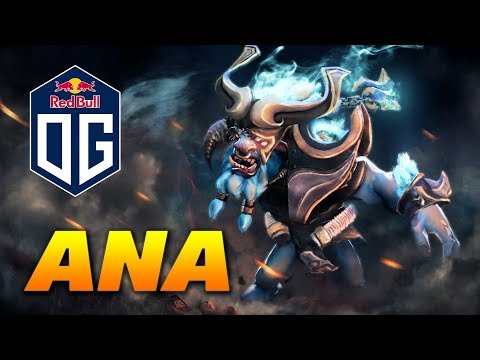 ANA Barathrum the Spirit Breaker - Dota 2 Pro Gameplay