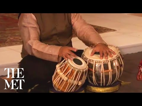 Tabla: Theka, Qayeda, and Tukra in Tintal (Madhya Lay – Medium Tempo)