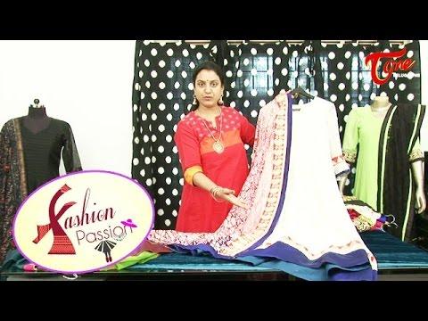 Fashion Passion || Latest Fashion Range of Anarkali Dresses