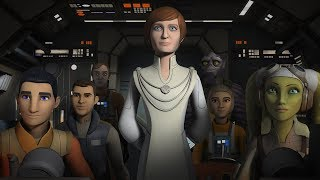 Behind The Scenes: The Rebel Alliance | Star Wars Rebels