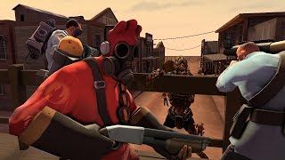 Team Fortress 2 VS Zombies Part 5 (Season 1)