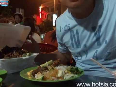 eat duck rach gai(เป็ดย่าง)