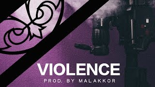 Rap piano beat slow hip hop instrumental - Violence