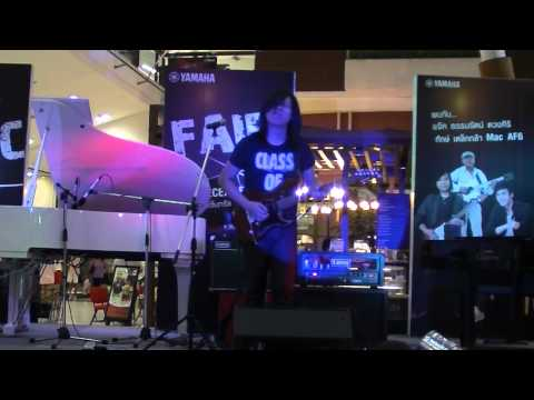 Andy Timmons - Cry For You ,cover by Jack Thammarat ,live in Phuket