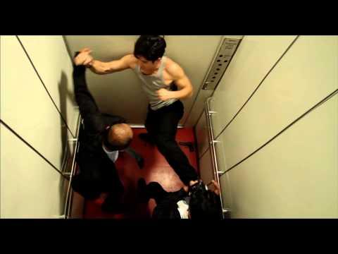 BANGKOK REVENGE Exclusive Clip: Elevator Asskicking