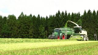 Silage 2013- JAGUAR 20000 | KRONE BIG M | 6x FENDT