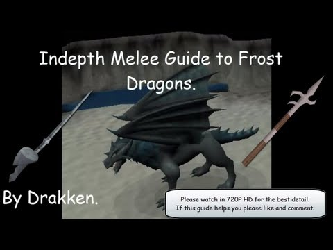 Runescape – Indepth Frost Dragon Melee Guide – 2012 – Pre-EOC Outdated.