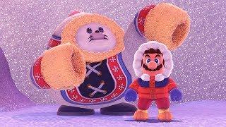 SUPER VEEL MANEN !! | Super Mario Odyssey