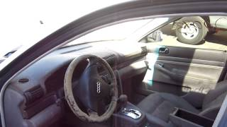 Parting out a 1998 Audi A4  120093