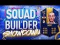 FIFA 19 SQUAD BUILDER SHOWDOWN!!! TEAM OF THE YEAR STRIKER BALE!!! TOTY Gareth Bale At Striker