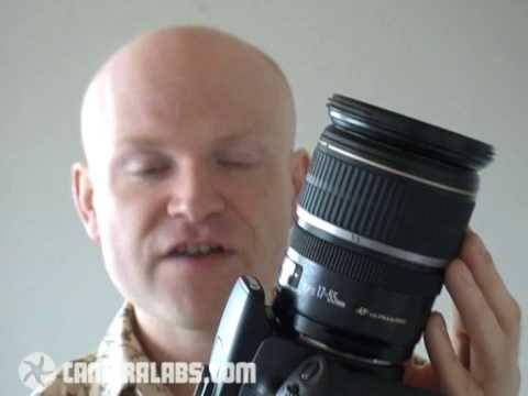 Canon DSLR kit lens upgrade group test