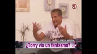 Bendita Tv 2013 ¿Torry Vio Un Fantasma?