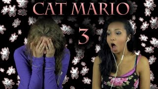 [KITTY TROLLS US | Cat Mario  | 3] Video