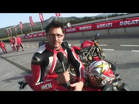 Ducati Streetfighter Launch Video