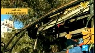 سوريا ـ تفاصيل الانفجار داخل حافلة  قرب سوق الحميدية وسط دمشق
